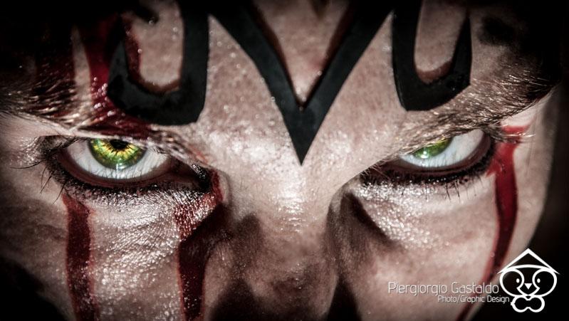 Fotografia Cosplay: Davide – Vegeta