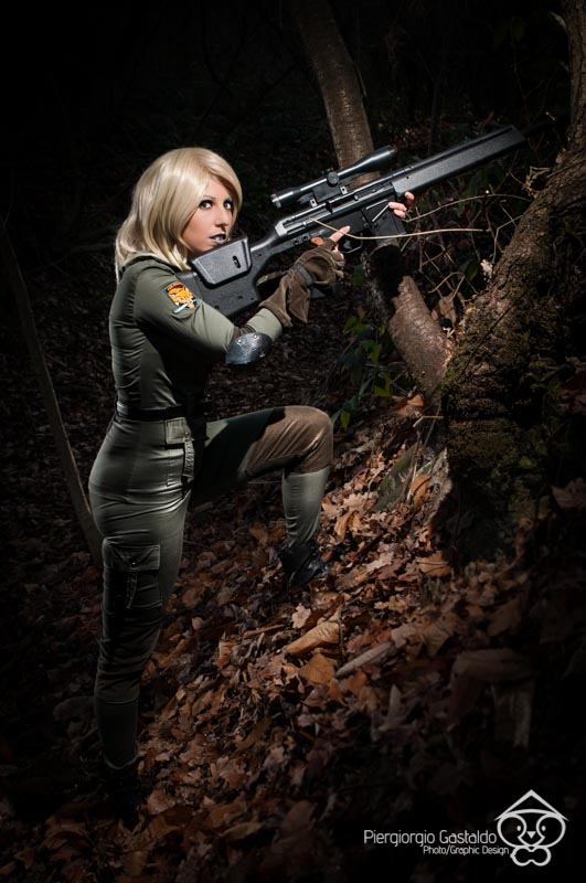 Shooting Cosplay: Daniela – Sniper Wolf