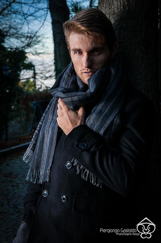 Shooting fashion: Davide