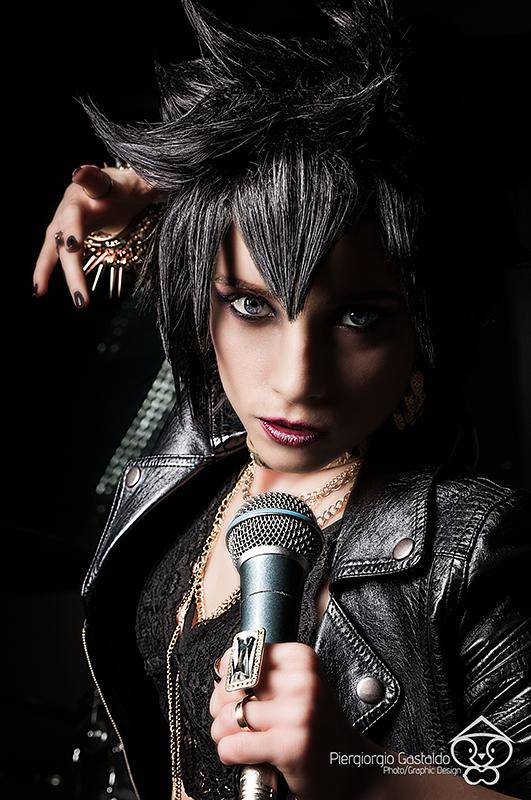 Shooting: One Girl Rock Band – Singer