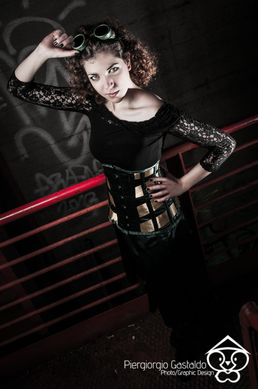 Shooting: Steampunk
