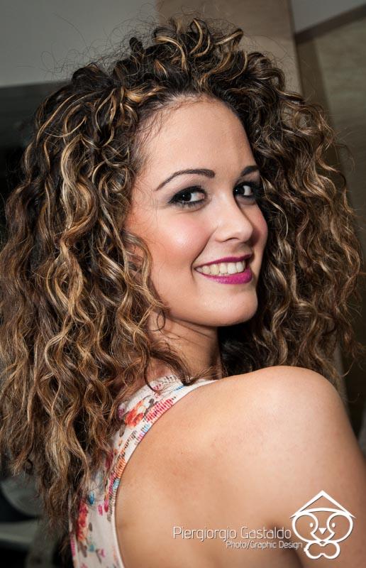 Fotografia di ritratto: Miss Mondo Piemonte 2015