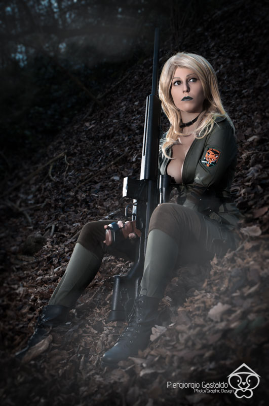 Shooting Cosplay: Daniela – Sniper Wolf